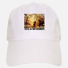 I DO ALL MY OWN EXPERIMENTS 2 Baseball Baseball Cap