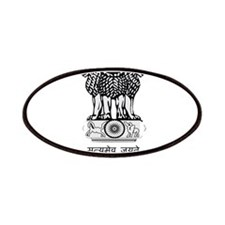 Emblem of India Patches