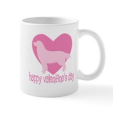 Golden Valentine Mug