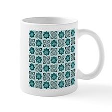TEAL LOTUS Mug