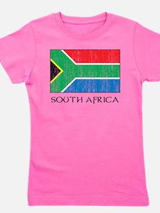 South Africa Flag Girl's Tee