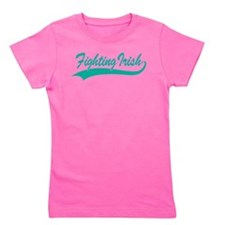 Fighting Irish Girl's Tee