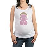 Monkey face Maternity Tank Top