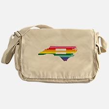 North Carolina equality Messenger Bag