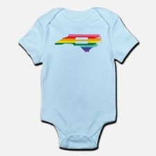 North Carolina equality Body Suit