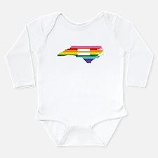 North Carolina equality Body Suit