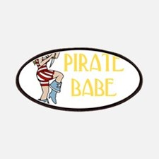 Pirate Babe Patches