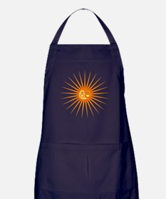 Shining Sun Apron (dark)