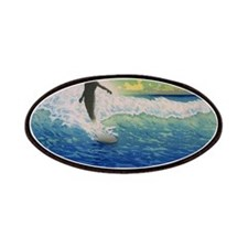 Vintage Surfer Patches