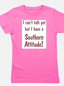 Southern Attitude Girl's Tee