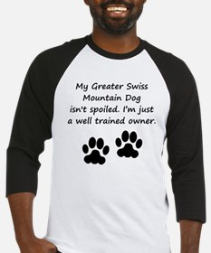 Well Trained Greater Swiss Mountain Dog Owner Base