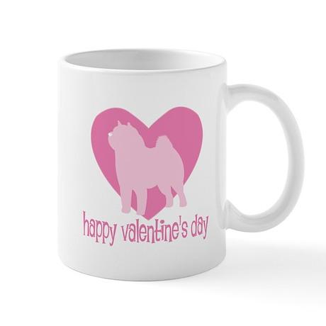 Chow Chow Valentine Mug