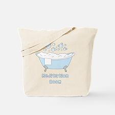 Meditation Room Tote Bag