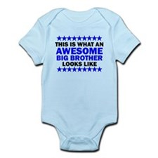 Awesome Big Brother Body Suit