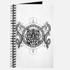 Tiger and Twin Dragons Journal