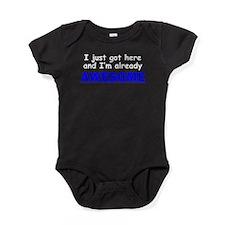 Im Already Awesome Baby Bodysuit