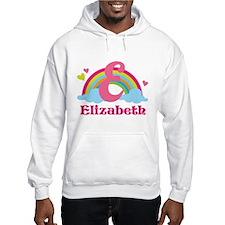 Personalized E Monogram Hoodie