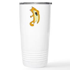 Greeting Cat Travel Mug