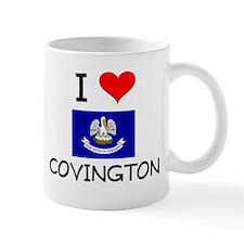 I Love COVINGTON Louisiana Mugs
