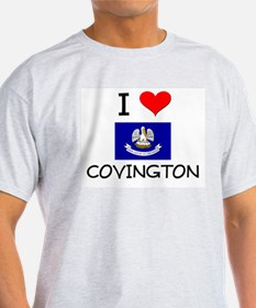 I Love COVINGTON Louisiana T-Shirt