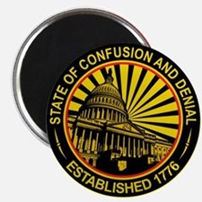 State of Confusion Seal Magnets