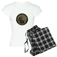 State of Confusion Seal Pajamas