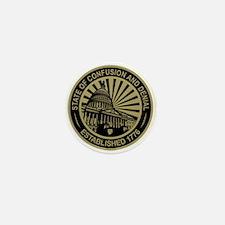 State of Confusion Seal Mini Button