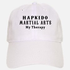 Hapkido Martial Art My Therapy Baseball Baseball Cap
