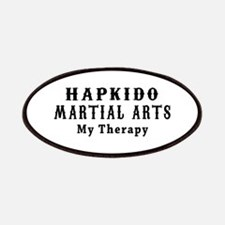 Hapkido Martial Art My Therapy Patches