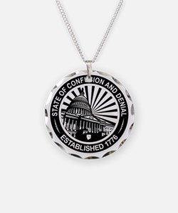 State of Confusion Seal Necklace