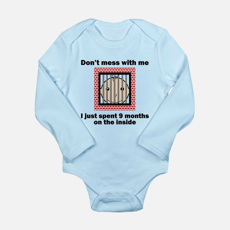 Nine Months On The Inside Body Suit