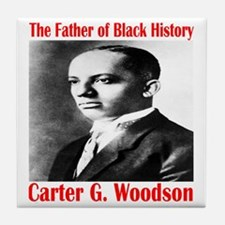 CarterGWoodson Tile Coaster