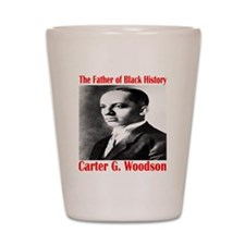 CarterGWoodson Shot Glass