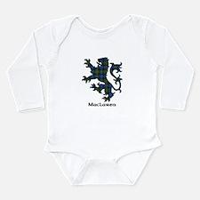 Lion - MacLaren Long Sleeve Infant Bodysuit