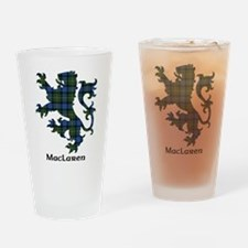 Lion - MacLaren Drinking Glass