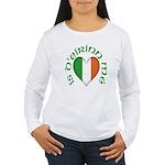 'I Am of Ireland' Women's Long Sleeve T-Shirt