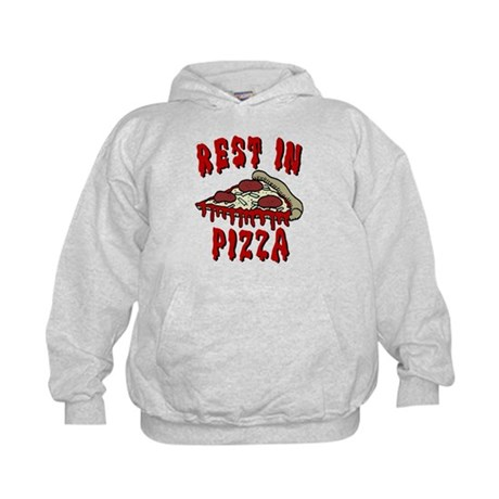 RIP Rest In Pizza Hoodie