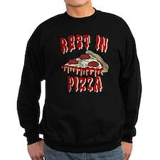 RIP Rest In Pizza Sweatshirt