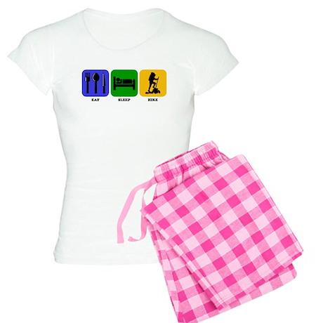 Eat Sleep Hike Pajamas