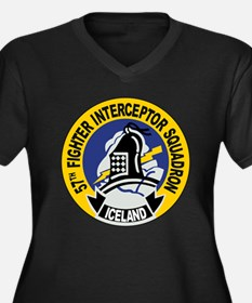 57_fighter_interceptor.png Plus Size T-Shirt