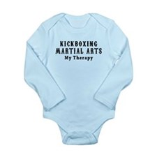 Kickboxing Martial Art My Therapy Long Sleeve Infa