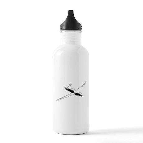 RQ-4 Global Hawk Water Bottle