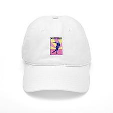 Roller Girls Baseball Baseball Cap