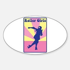 Roller Girls Decal