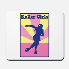 Roller Girls Mousepad