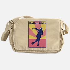 Roller Girls Messenger Bag