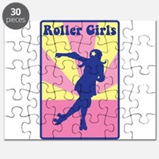 Roller Girls Puzzle