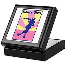 Roller Girls Keepsake Box