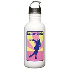 Roller Girls Water Bottle