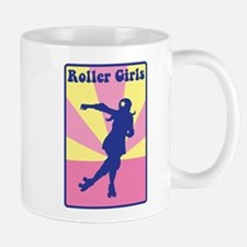 Roller Girls Mugs